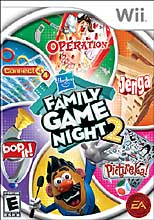 Hasbro Family Game Night 2 Wii