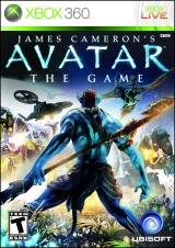 James Cameron's Avatar: The Game Xbox 360