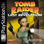Tomb Raider: The Last Revelation PSX