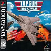 Top Gun: Fire At Will PSX