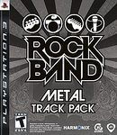 Rock Band Metal Track Pack PS3
