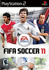 FIFA Soccer 11 PS2