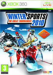 Winter Sports 3: The Great Tournament Xbox 360