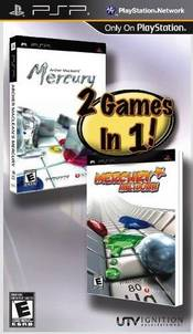 Mercury &amp;amp; Mercury Meltdown Bundle PSP