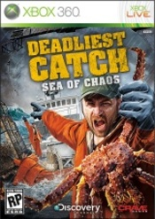 Deadliest Catch: Sea of Chaos Xbox 360