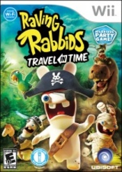 Raving Rabbids: Travel in Time Wii