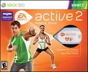 EA Sports Active 2 Xbox 360