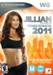 Jillian Michaels Fitness Ultimatum 2011 Wii