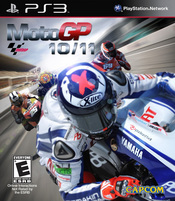MotoGP 10/11 PS3