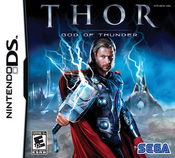 Thor: God of Thunder DS