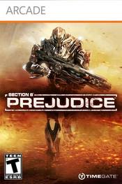 Section 8: Prejudice Xbox 360