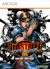 Street Fighter III: Third Strike Xbox 360