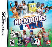 Nicktoons MLB DS