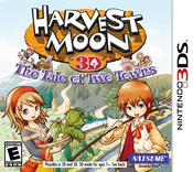 Harvest Moon: The Tale of Two Towns 3DS