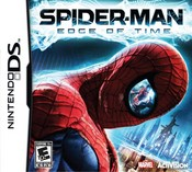 Spider-Man: Edge of Time DS