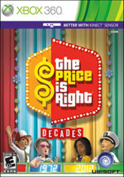 The Price is Right: Decades Xbox 360