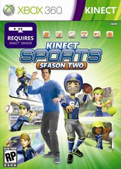 Kinect Sports Season Two Xbox 360