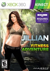 Jillian Michaels Fitness Adventure Xbox 360