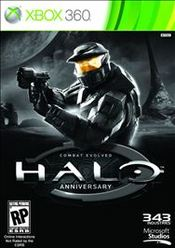 Halo: Combat Evolved Anniversary Xbox 360