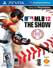 MLB 12: The Show PS Vita