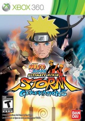 Naruto Shippuden: Ultimate Ninja Storm Generations Xbox 360