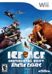 Ice Age: Continental Drift - Arctic Games Wii