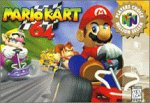Mario Kart 64 N64