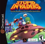Stupid Invaders Dreamcast