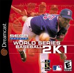 World Series Baseball 2K1 Dreamcast