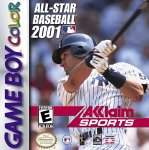 All-Star Baseball 2001 Game Boy