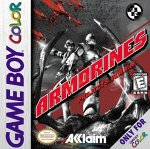 Armorines: Project S.W.A.R.M. Game Boy