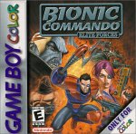 Bionic Commando: Elite Forces Game Boy