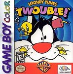 Looney Tunes: Twouble! Game Boy