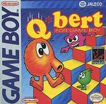 Q*Bert Game Boy