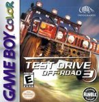 Test Drive Off-Road 3 Game Boy