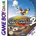 Tony Hawk's Pro Skater 2 Game Boy