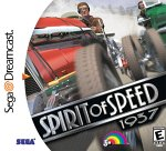Spirit of Speed 1937 Dreamcast