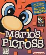 Mario's Picross Game Boy