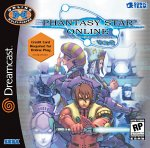Phantasy Star Online Version 2 Dreamcast