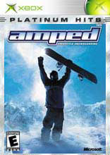 Amped: Freestyle Snowboarding Xbox