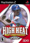 High Heat Baseball 2002 PS2
