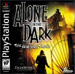 Alone in the Dark: The New Nightmare PSX