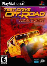Test Drive Off-Road Wide Open PS2