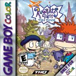 Rugrats in Paris: The Game Game Boy