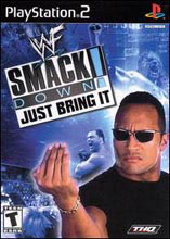 WWF SmackDown: Just Bring It! PS2