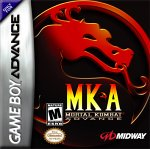Mortal Kombat Advance GBA