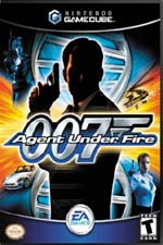 James Bond 007: Agent Under Fire GameCube