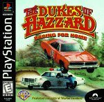 The Dukes of Hazzard: Racing for Home PSX