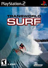 Transworld Surf PS2