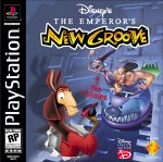 The Emperor's New Groove PSX